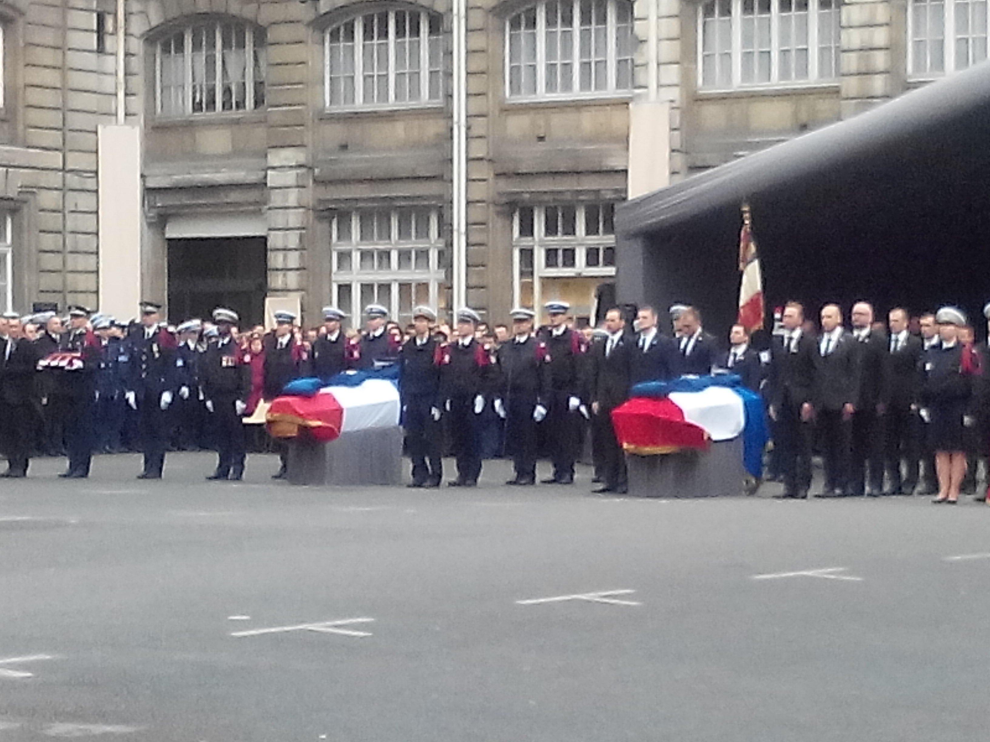 Recceuillement dignite syndicat cftc police municipale - Grilles indiciaires fpt 2015 ...